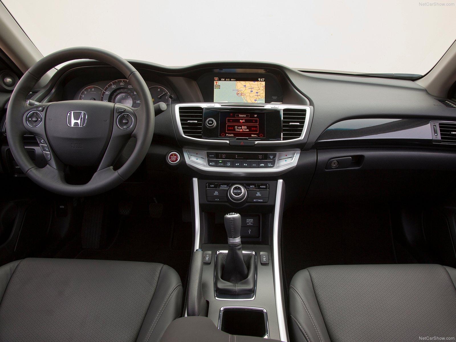 Honda Accord Coupe Spezifikationen Fotos 2012 2013