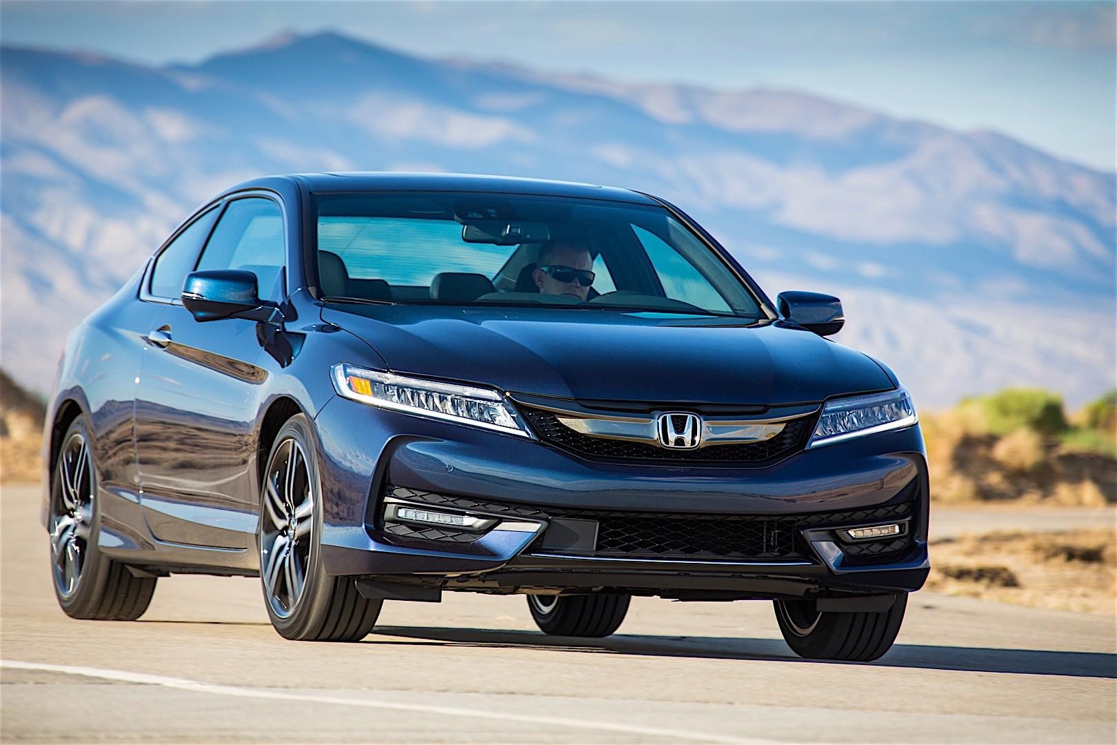 HONDA Accord Coupe specs & photos - 2015, 2016, 2017, 2018, 2019 - autoevolution