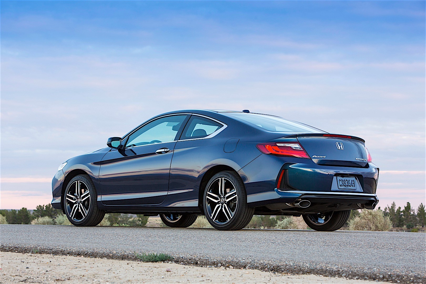 HONDA Accord Coupe - 2015, 2016 - autoevolution
