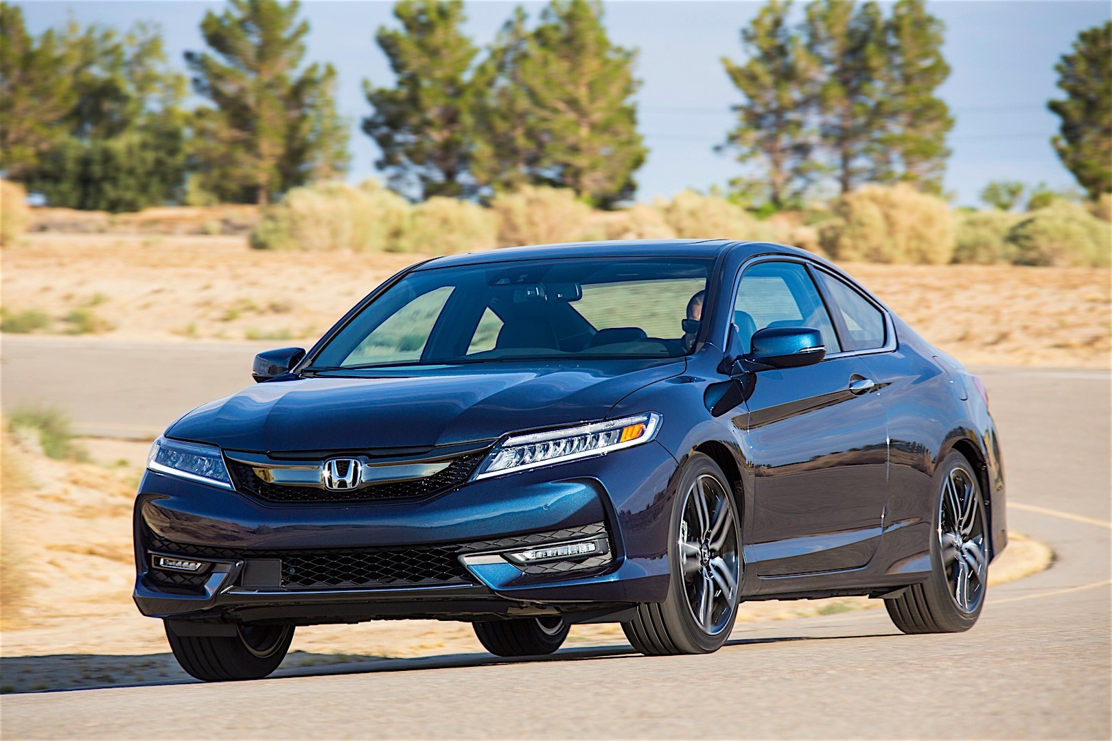 Honda Accord Coupe 2017 Present