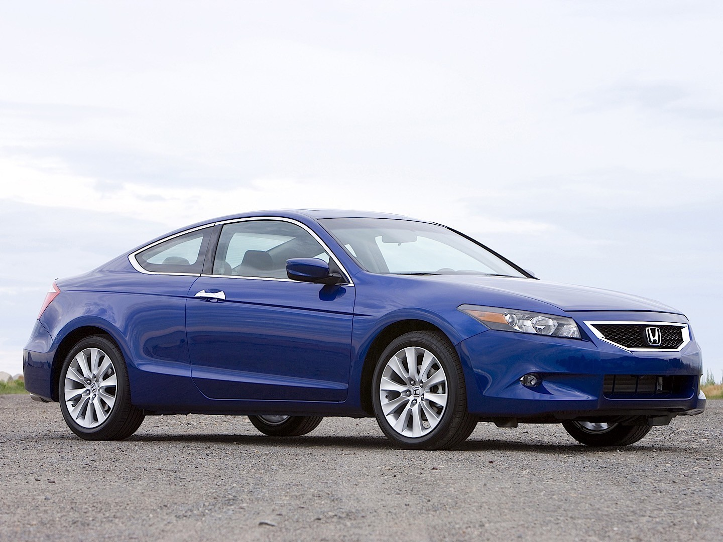 Honda Accord Coupe Us 2008 2009 2010 2011 2012 2013
