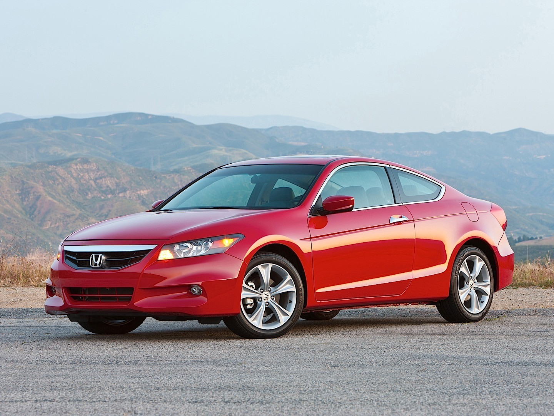 Honda Accord Coupe Us 2008 2009 2010 2011 2012 2013