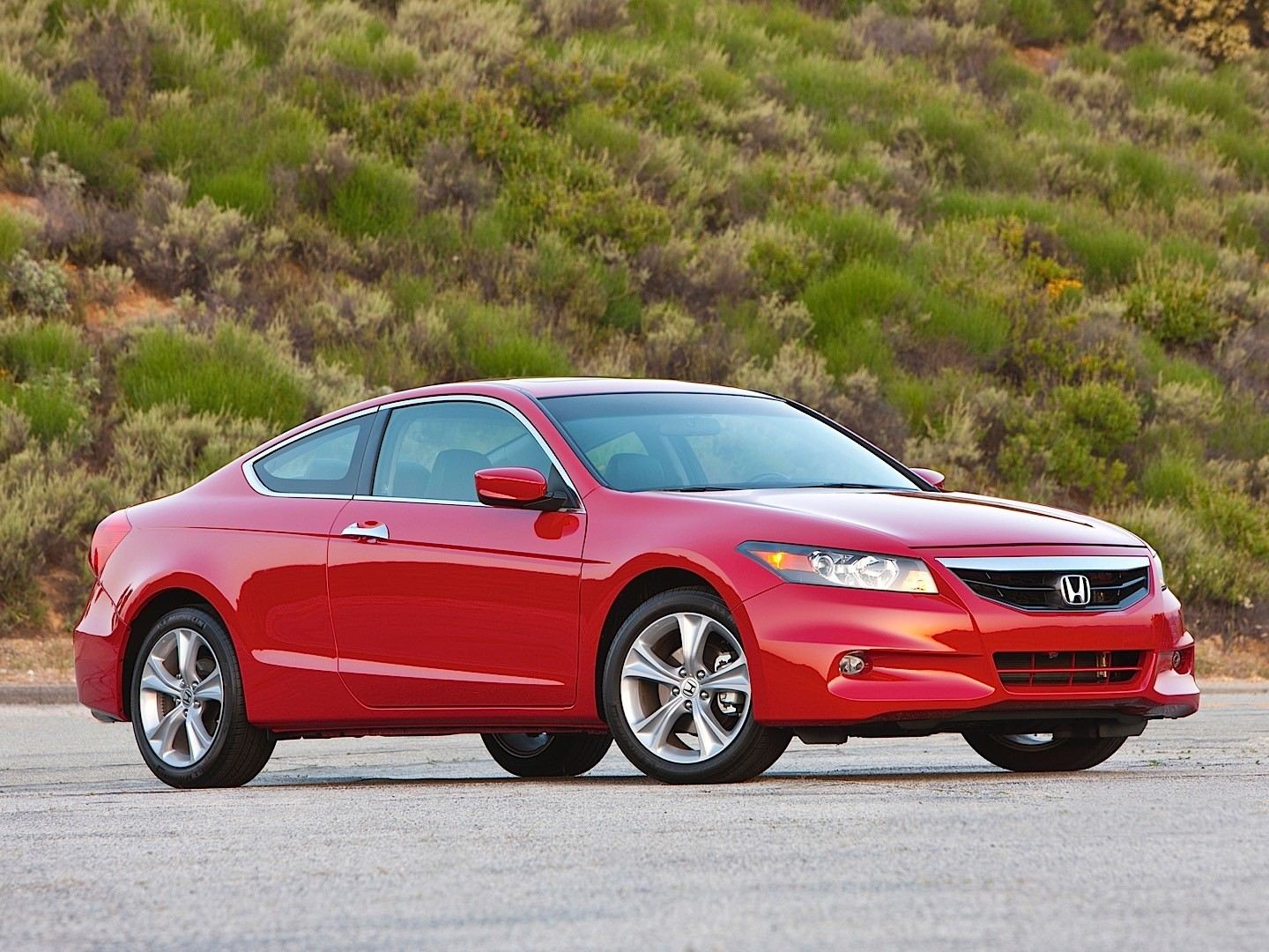 Attractive ... HONDA Accord Coupe US (2008   Present) ...