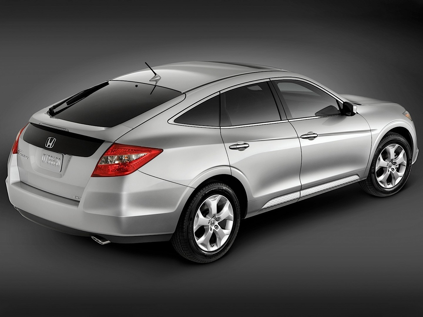 Honda Accord Crosstour 2009 2010 2011 2012 2013 Autoevolution