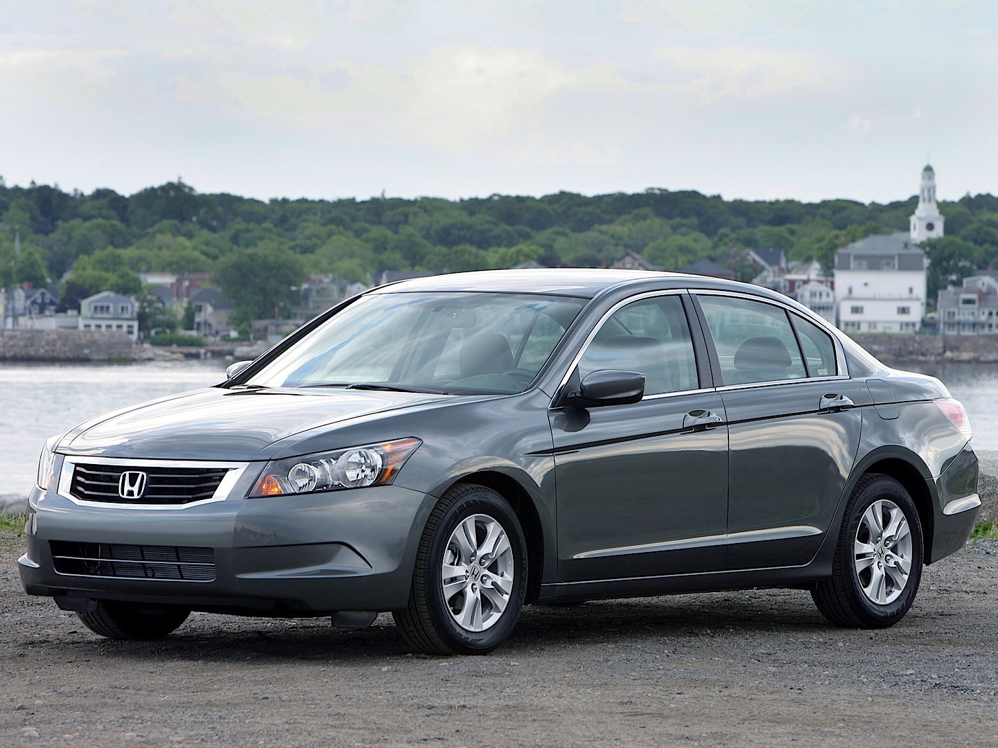Charming ... HONDA Accord Sedan US (2008   2012) ...