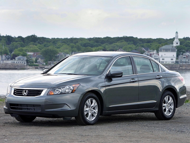 2017 Honda Accord V6 >> HONDA Accord Sedan US - 2008, 2009, 2010, 2011, 2012 ...