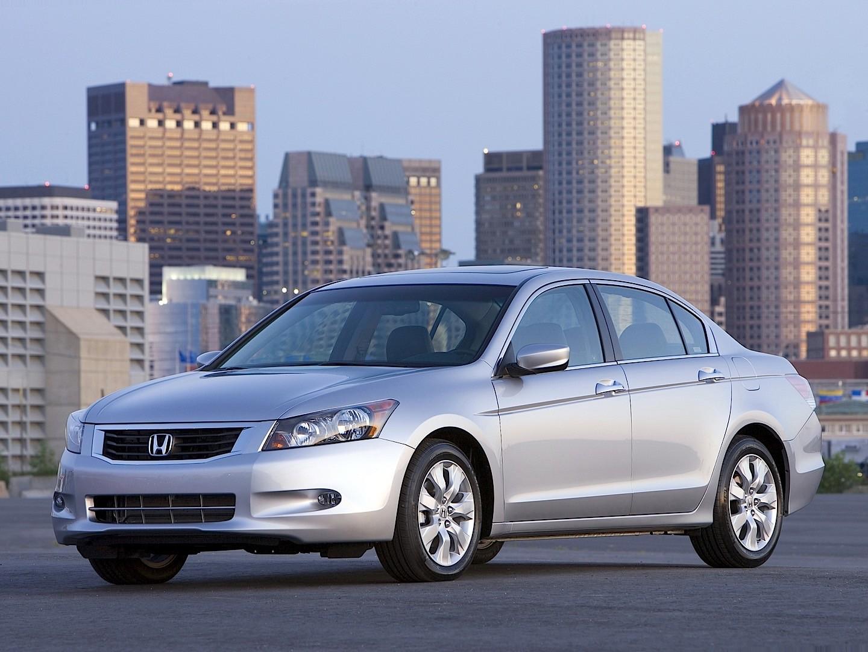 ... HONDA Accord Sedan US (2008   2012) ...