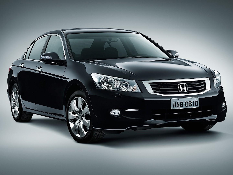 Honda Accord Sedan Us 2008 2009 2010 2011 2012