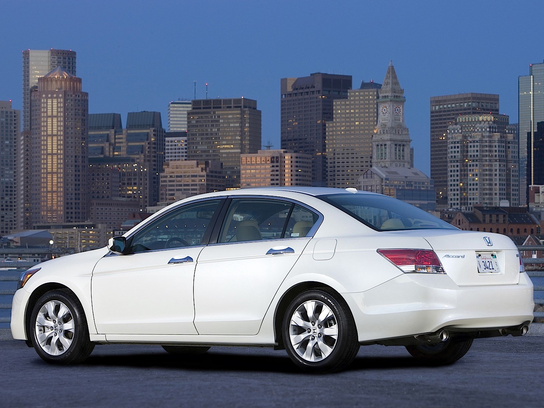 HONDA Accord Sedan US specs & photos - 2008, 2009, 2010 ...