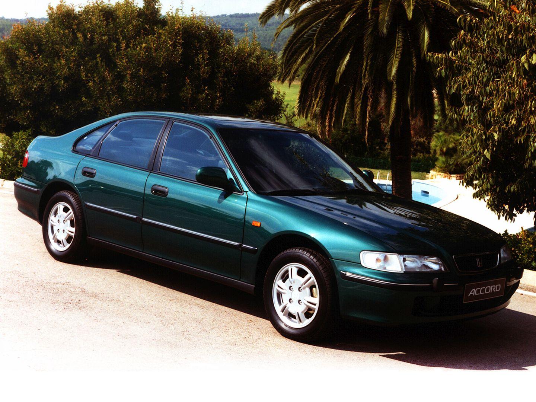 HONDA Accord Sedan US specs & photos - 1997, 1998, 1999 ...