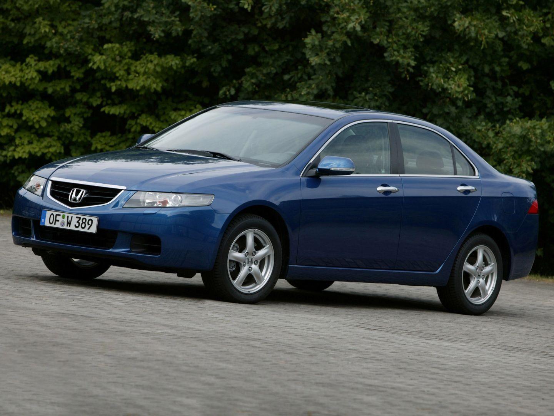 HONDA Accord Sedan US specs & photos - 2002, 2003, 2004 ...