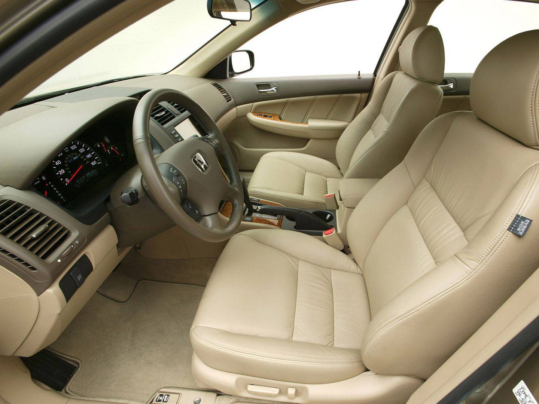 Honda Accord Sedan Us Specs 2005 2006 2007 Autoevolution