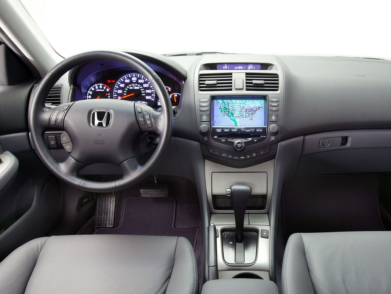 HONDA Accord Sedan US specs & photos - 2005, 2006, 2007 - autoevolution