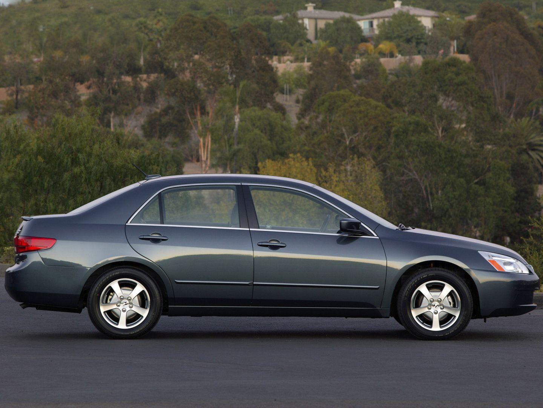 2006 Honda Accord Sedan >> HONDA Accord Sedan US specs - 2005, 2006, 2007 - autoevolution
