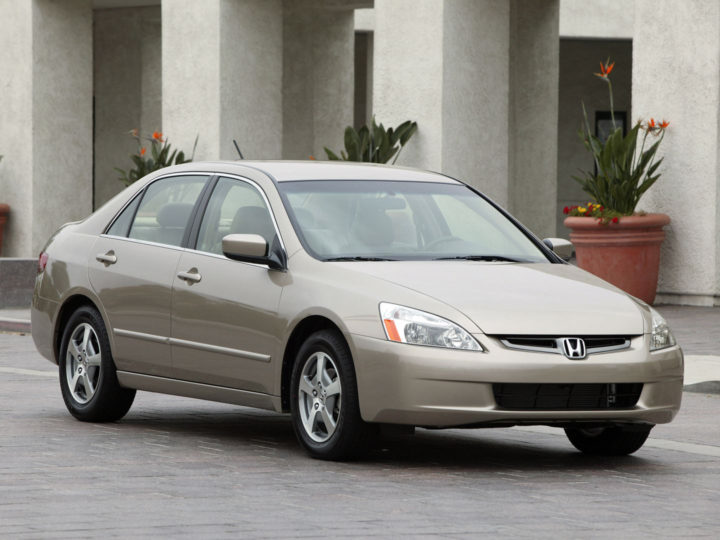 HONDA Accord Sedan US - 2005, 2006, 2007 - autoevolution