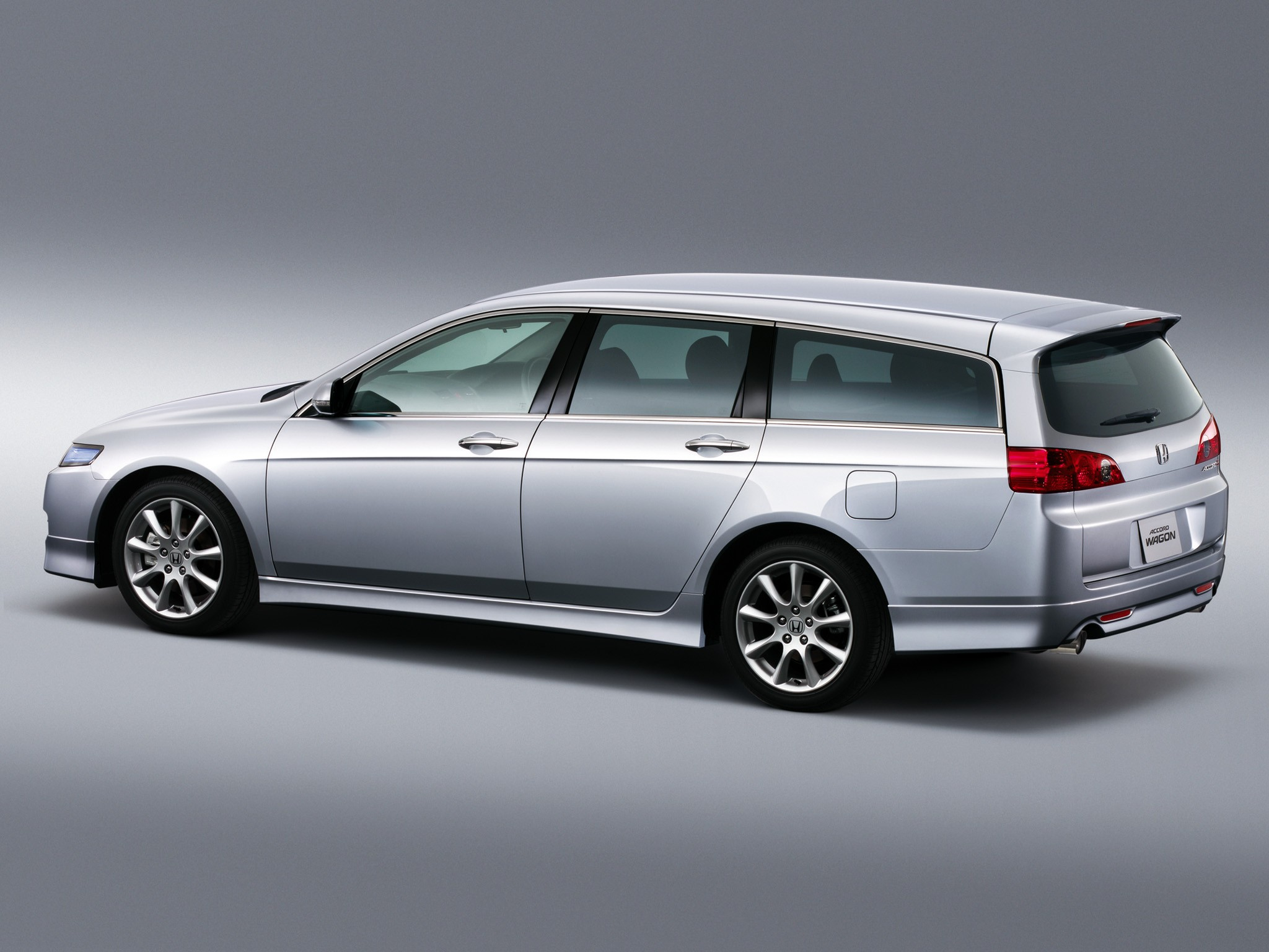 HONDA Accord Tourer - 2005, 2006, 2007, 2008 - autoevolution