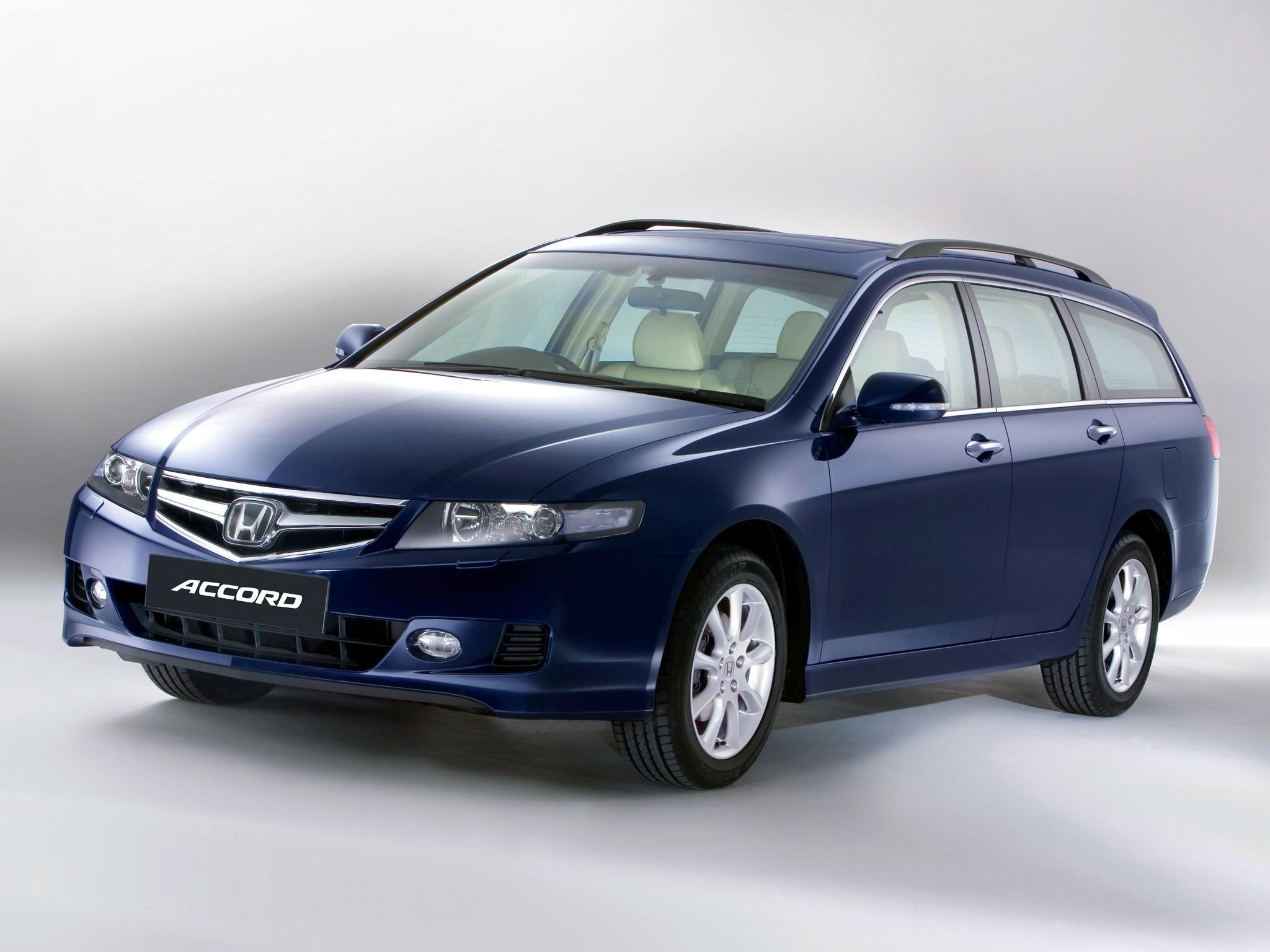 Honda Accord Station Wagon >> HONDA Accord Tourer specs & photos - 2005, 2006, 2007, 2008 - autoevolution