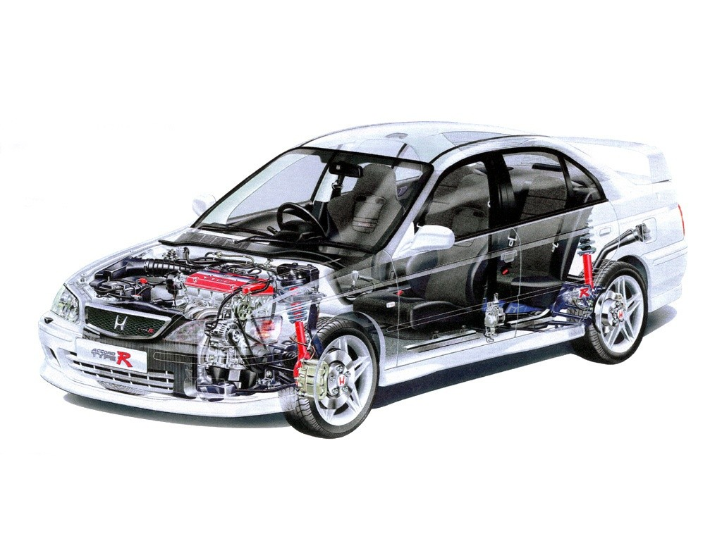 Hondas For Sale >> HONDA Accord Type R - 1998, 1999, 2000, 2001, 2002, 2003, 2004, 2005 - autoevolution