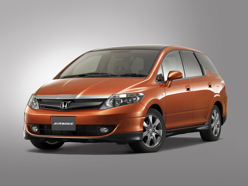 Honda Awd Sedan >> HONDA Airwave specs & photos - 2005, 2006, 2007, 2008, 2009, 2010 - autoevolution