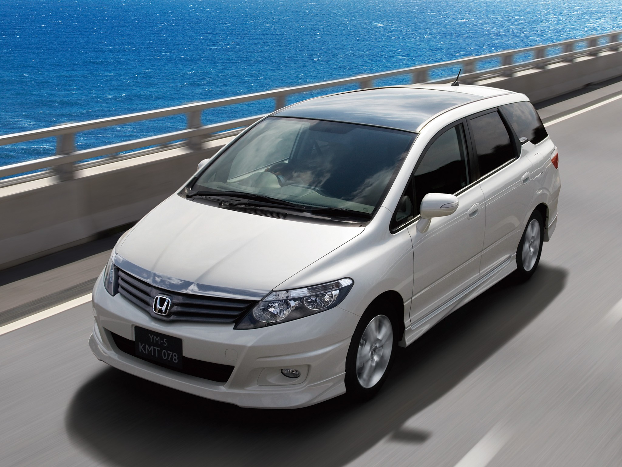 Honda Airwave: description and specifications 20