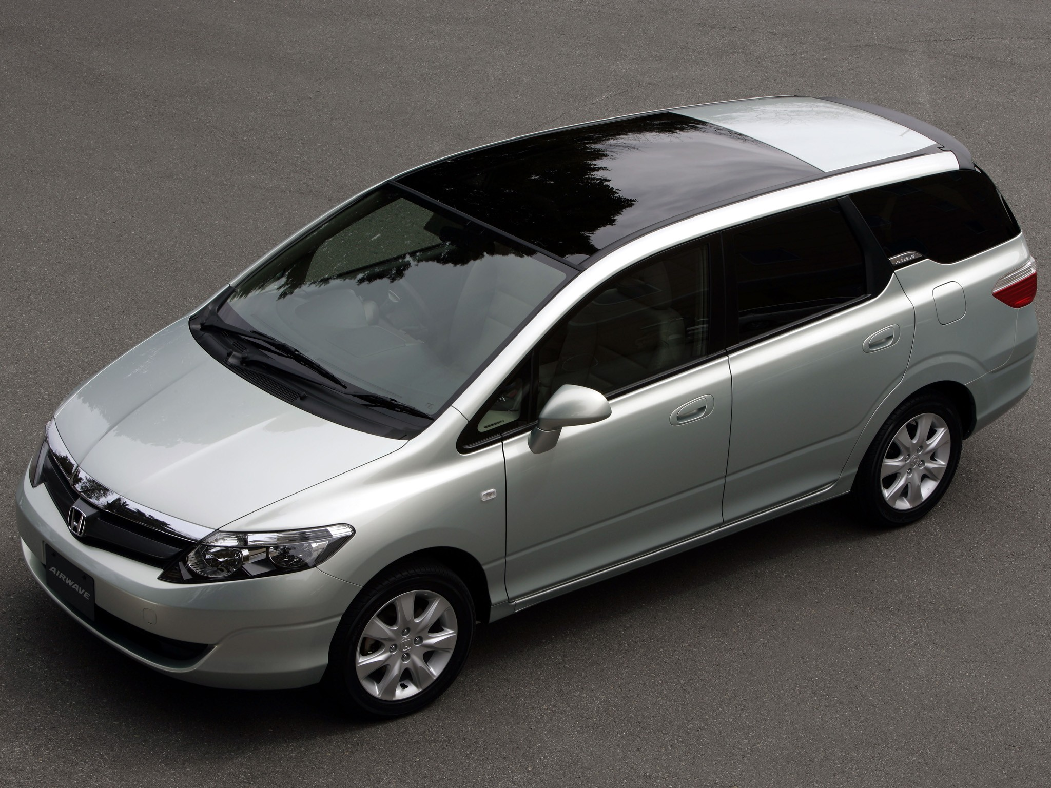 Honda Airwave: description and specifications 10
