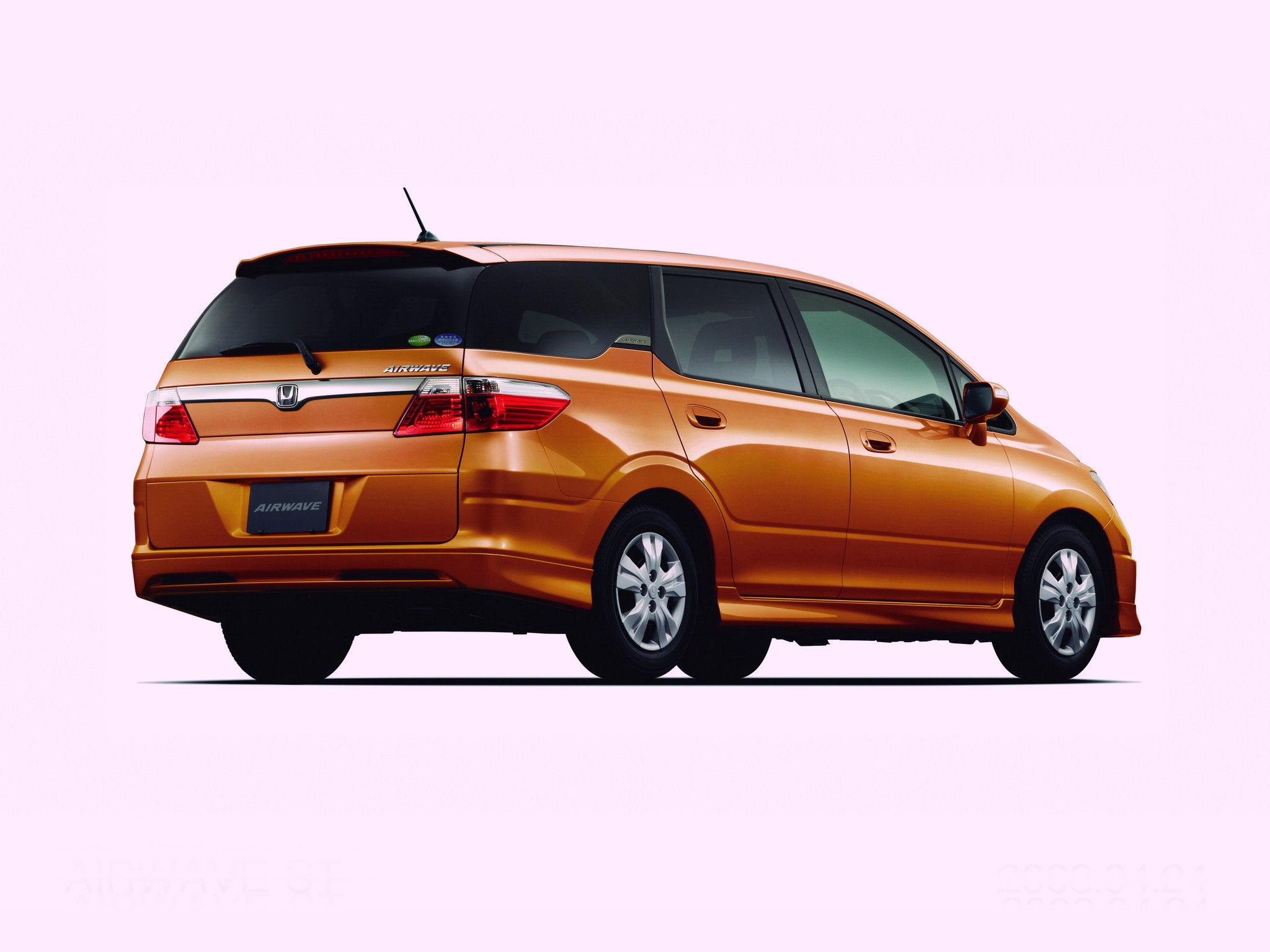 Civic Type R Awd >> HONDA Airwave specs & photos - 2005, 2006, 2007, 2008, 2009, 2010 - autoevolution