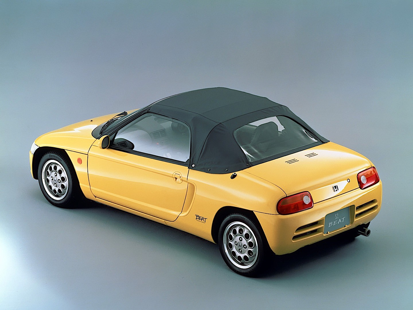Honda Civic New >> HONDA Beat specs & photos - 1991, 1992, 1993, 1994, 1995, 1996 - autoevolution