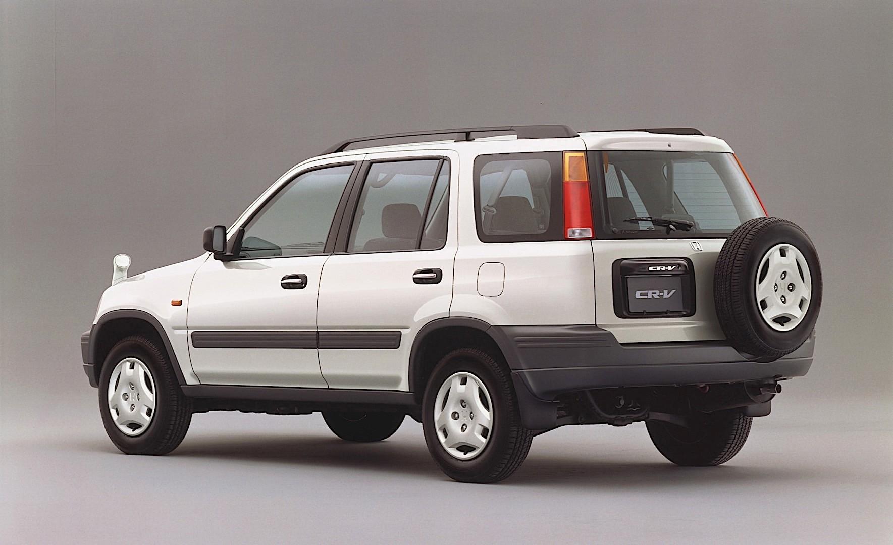 Honda S2000 Specs >> HONDA CR-V specs & photos - 1996, 1997, 1998, 1999, 2000 ...