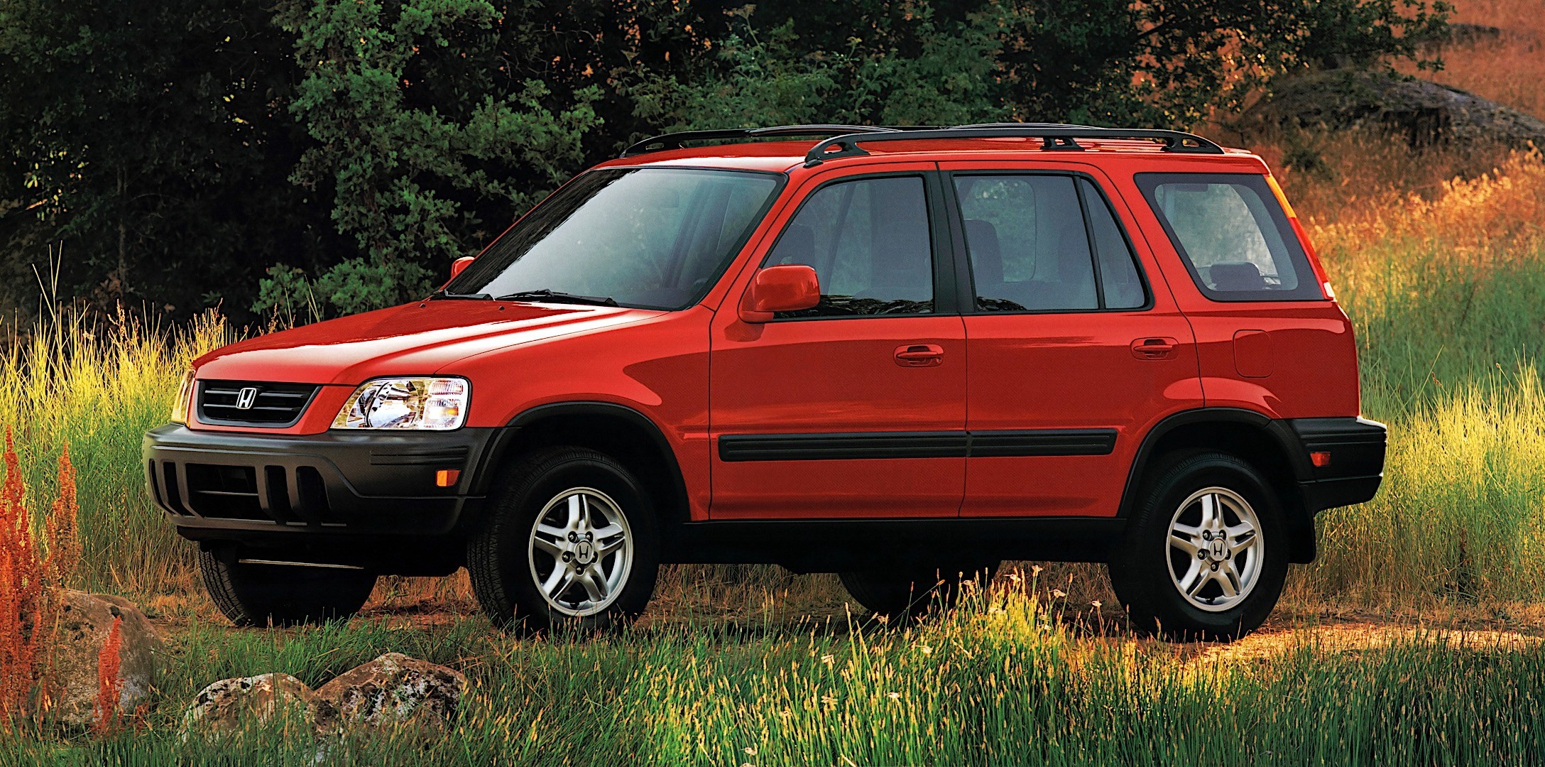 1996 cr v owners manual