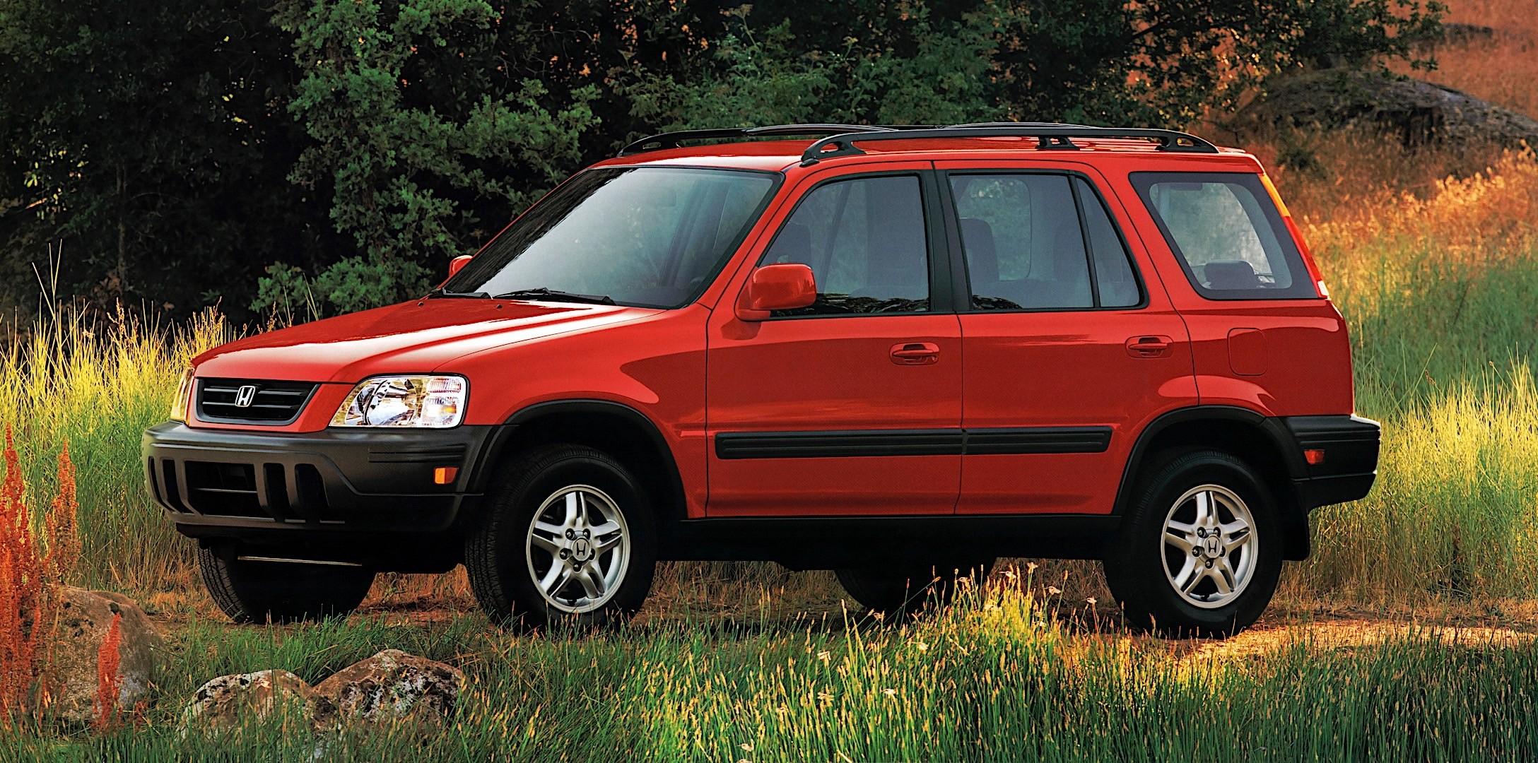 honda crv 1996 fuel tank capacity
