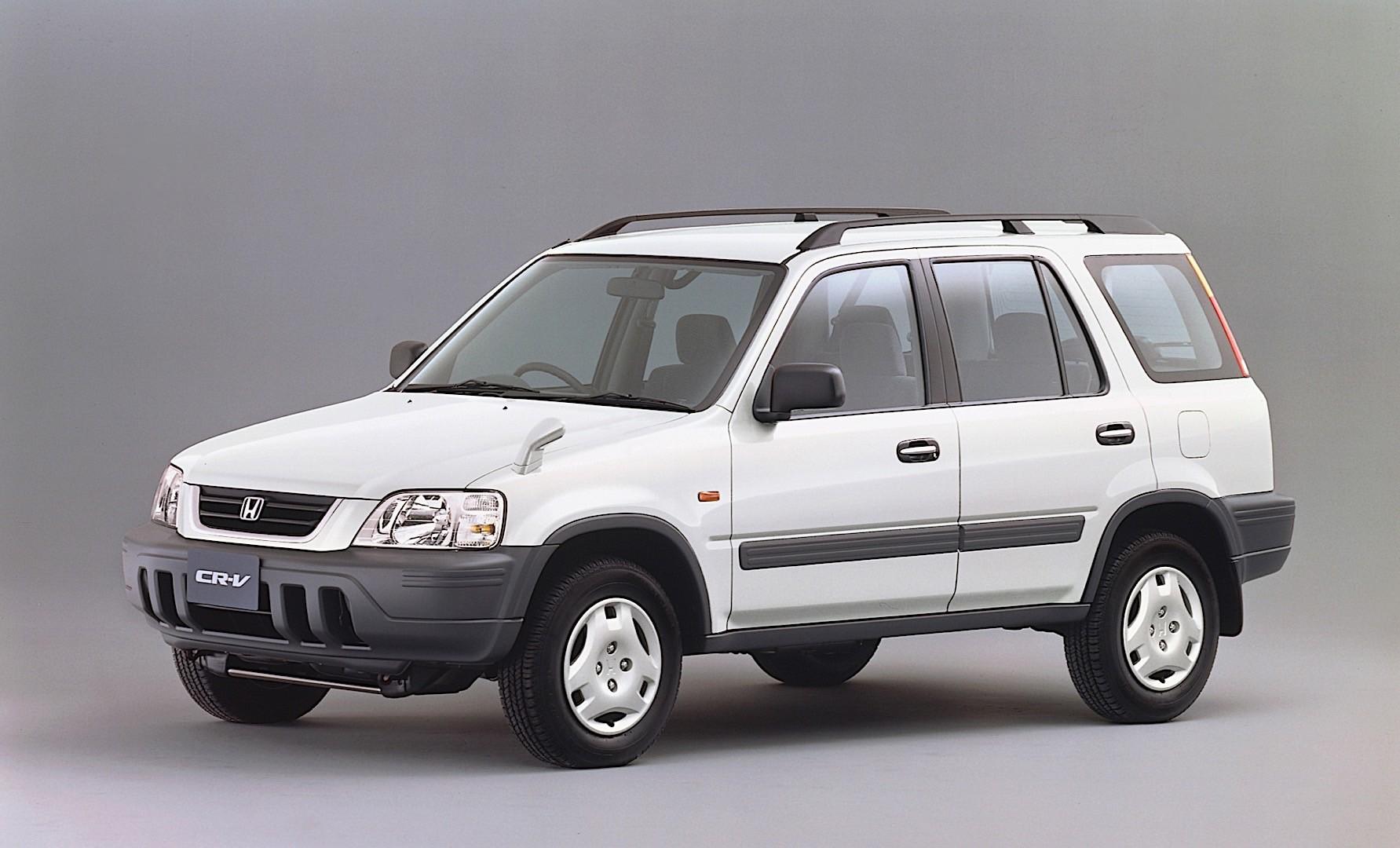 Honda S2000 Specs >> HONDA CR-V specs & photos - 1996, 1997, 1998, 1999, 2000, 2001 - autoevolution