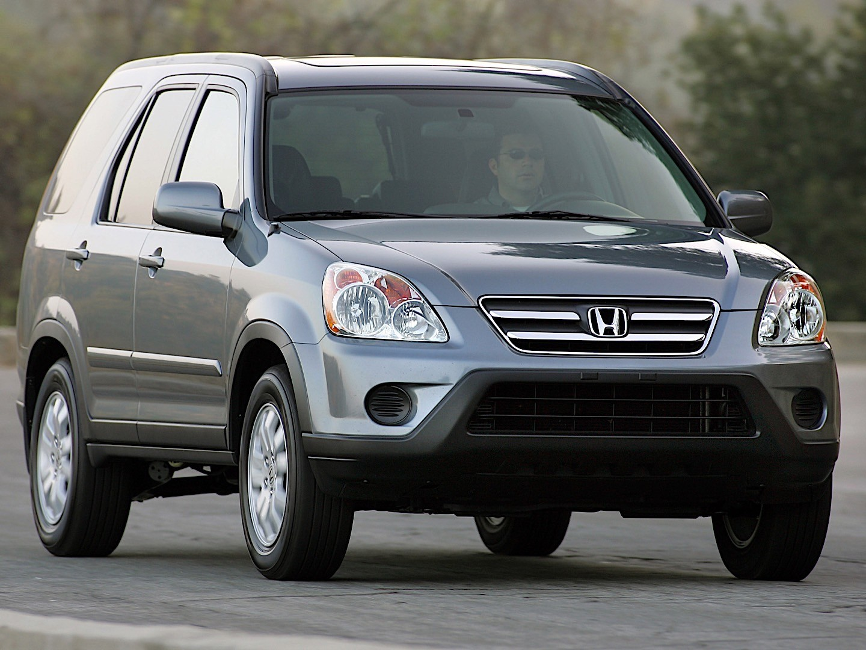 Honda Cr V Specs 2004 2005 2006 2007 Autoevolution