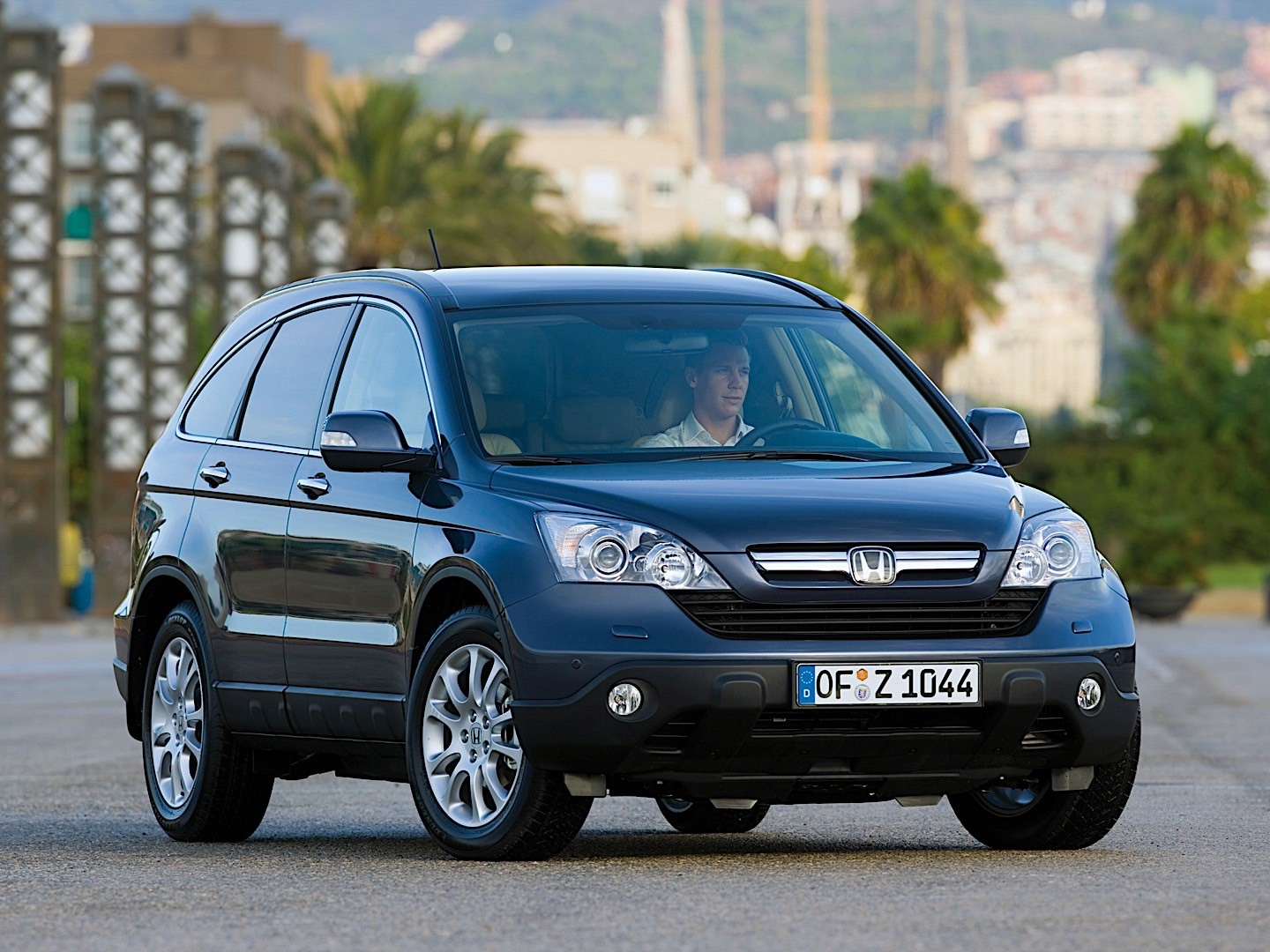HONDA CR-V specs & photos - 2007, 2008, 2009 - autoevolution