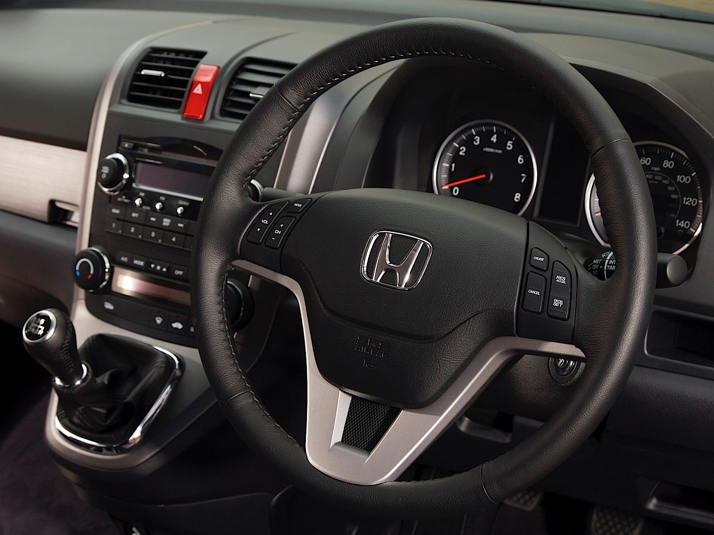 Honda Cr V 2010 2011 Autoevolution