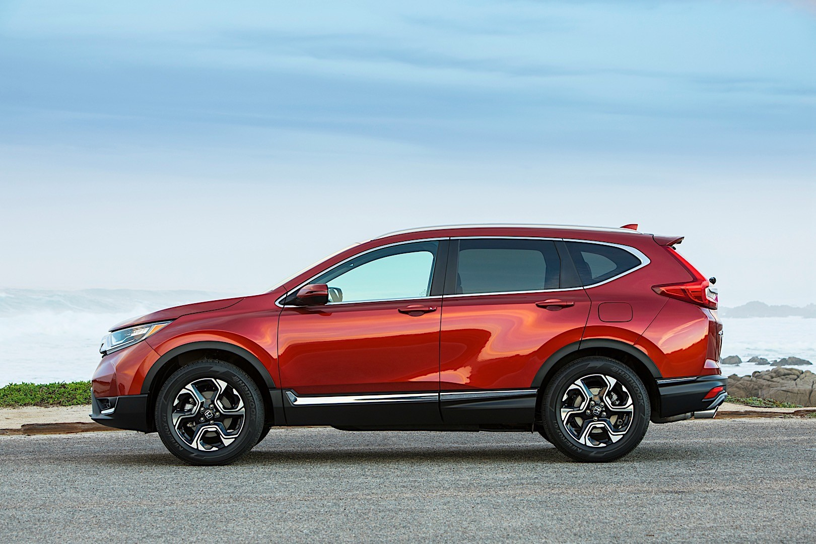 HONDA CR-V specs - 2016, 2017, 2018 - autoevolution