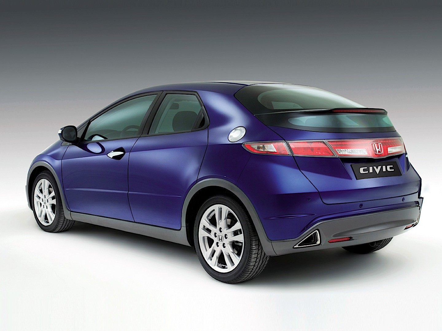 Captivating ... HONDA Civic 5 Doors (2008   2011) ...