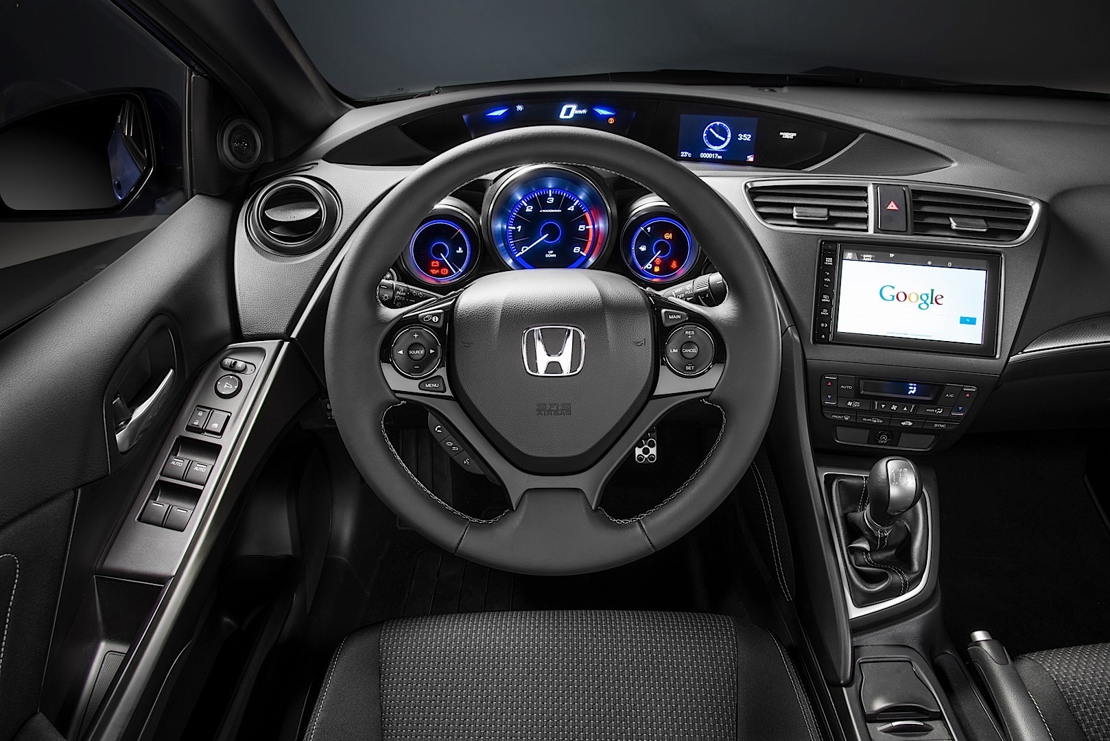 HONDA Civic 5 Doors specs 2015 2016 autoevolution