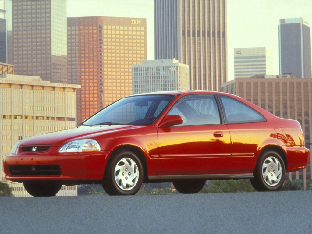 Honda Civic Coupe Specs  U0026 Photos