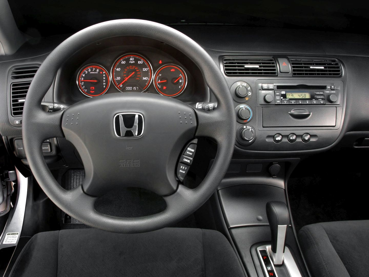 This Secret Feature On A 2005 Honda Civic Will Make You Nod Your
