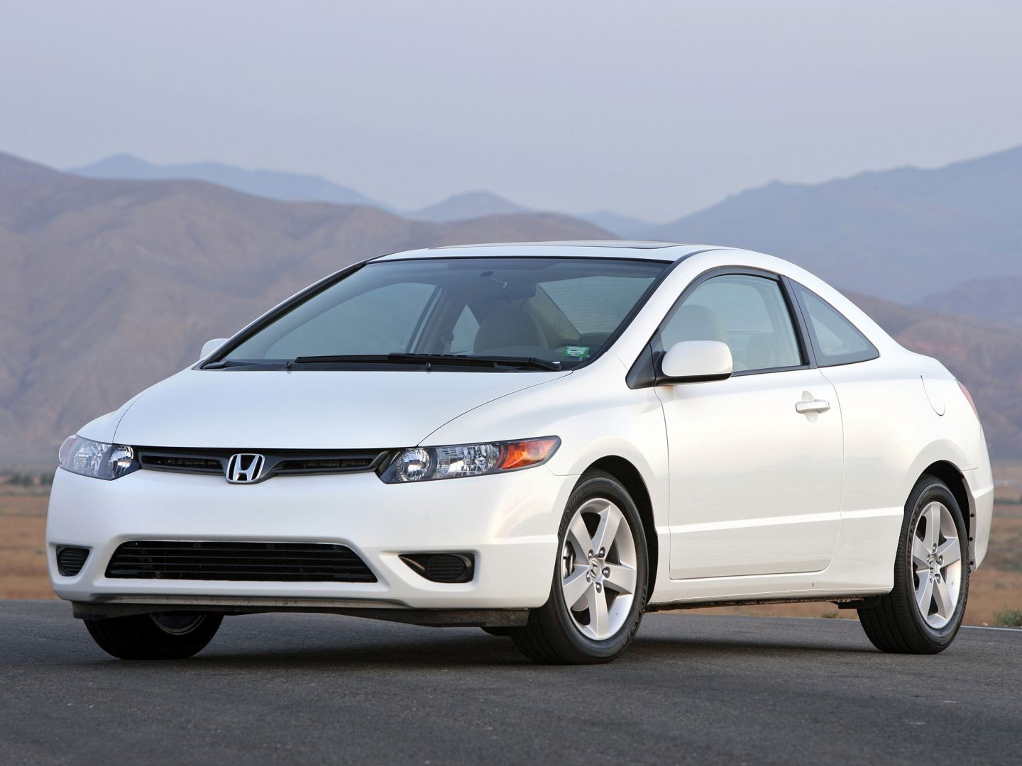 ... HONDA Civic Coupe Si (2006   2008) ...