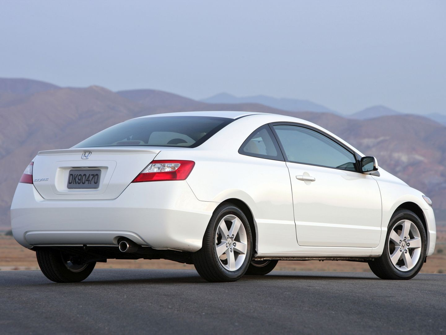 HONDA Civic Coupe Si - 2006, 2007, 2008 - autoevolution