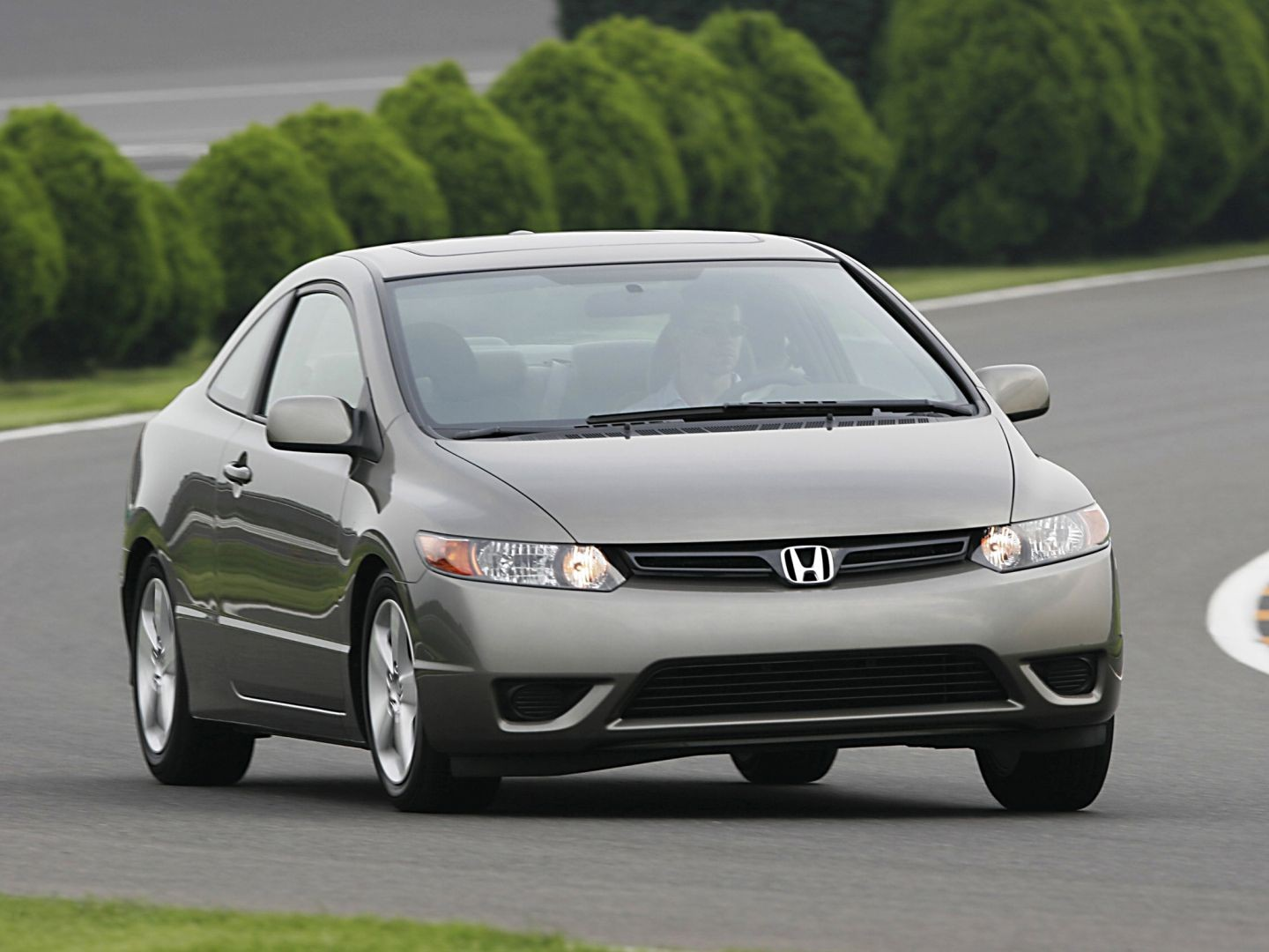 honda civic coupe si 2006 2008