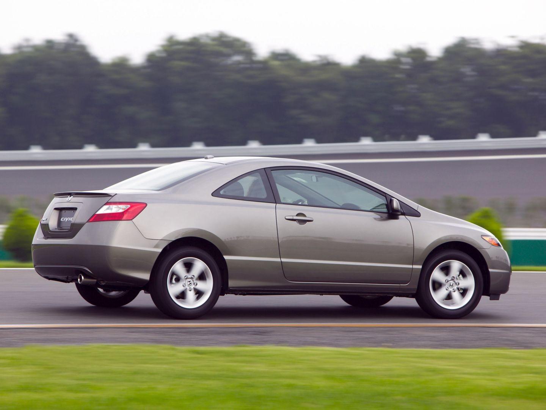 Honda Civic Coupe Si 2008 2009 2010 2011 Autoevolution
