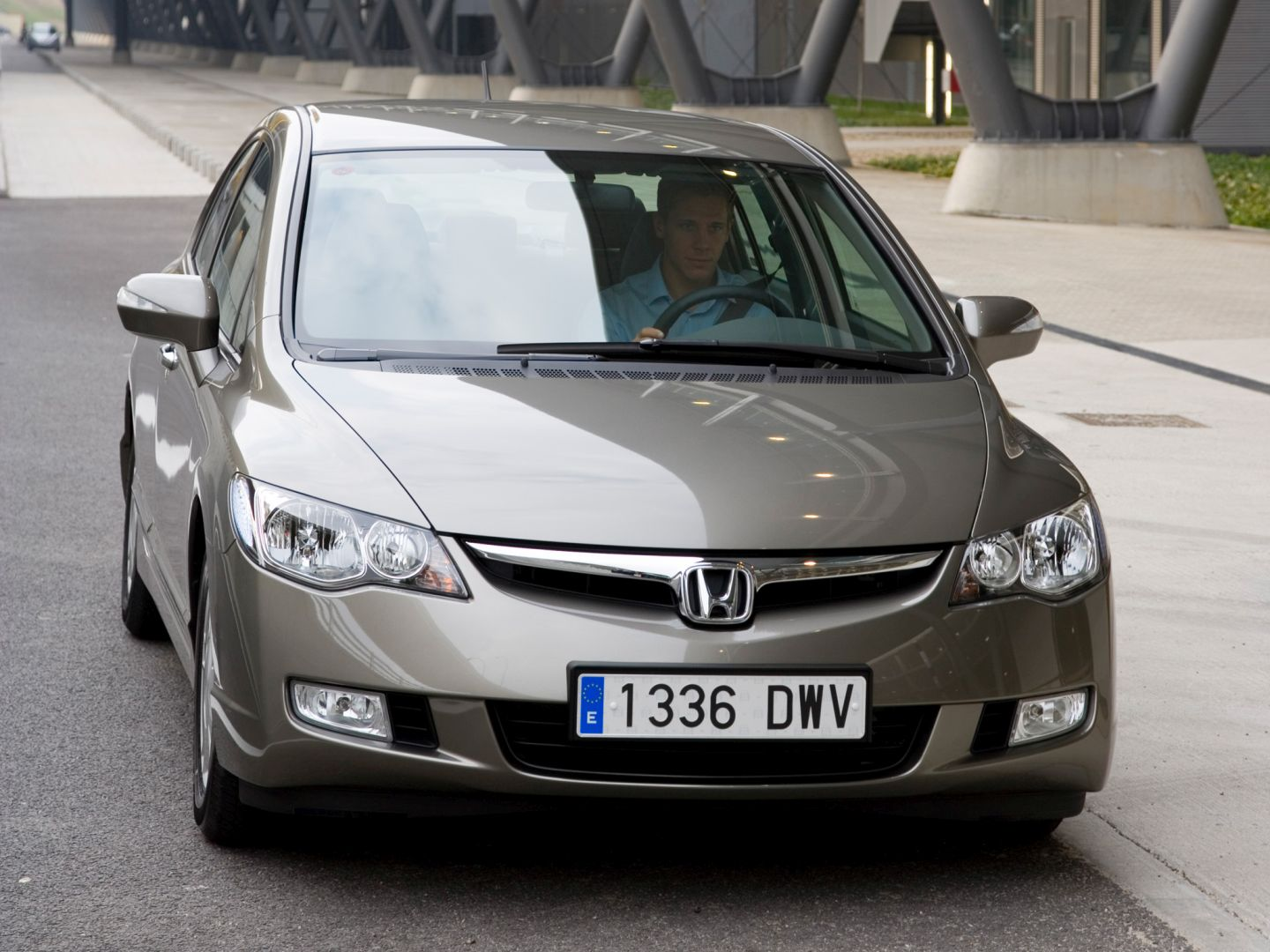 honda civic 4d 1,8 mt 2009