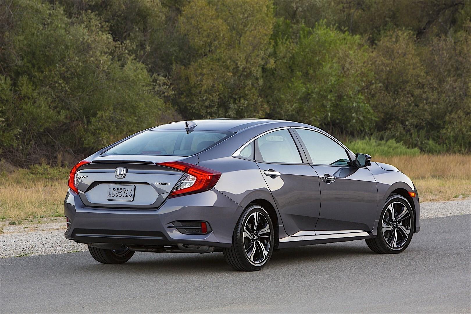 Honda civic sedan specs 2016 2017 2018 autoevolution for 2017 honda civic sedan dimensions