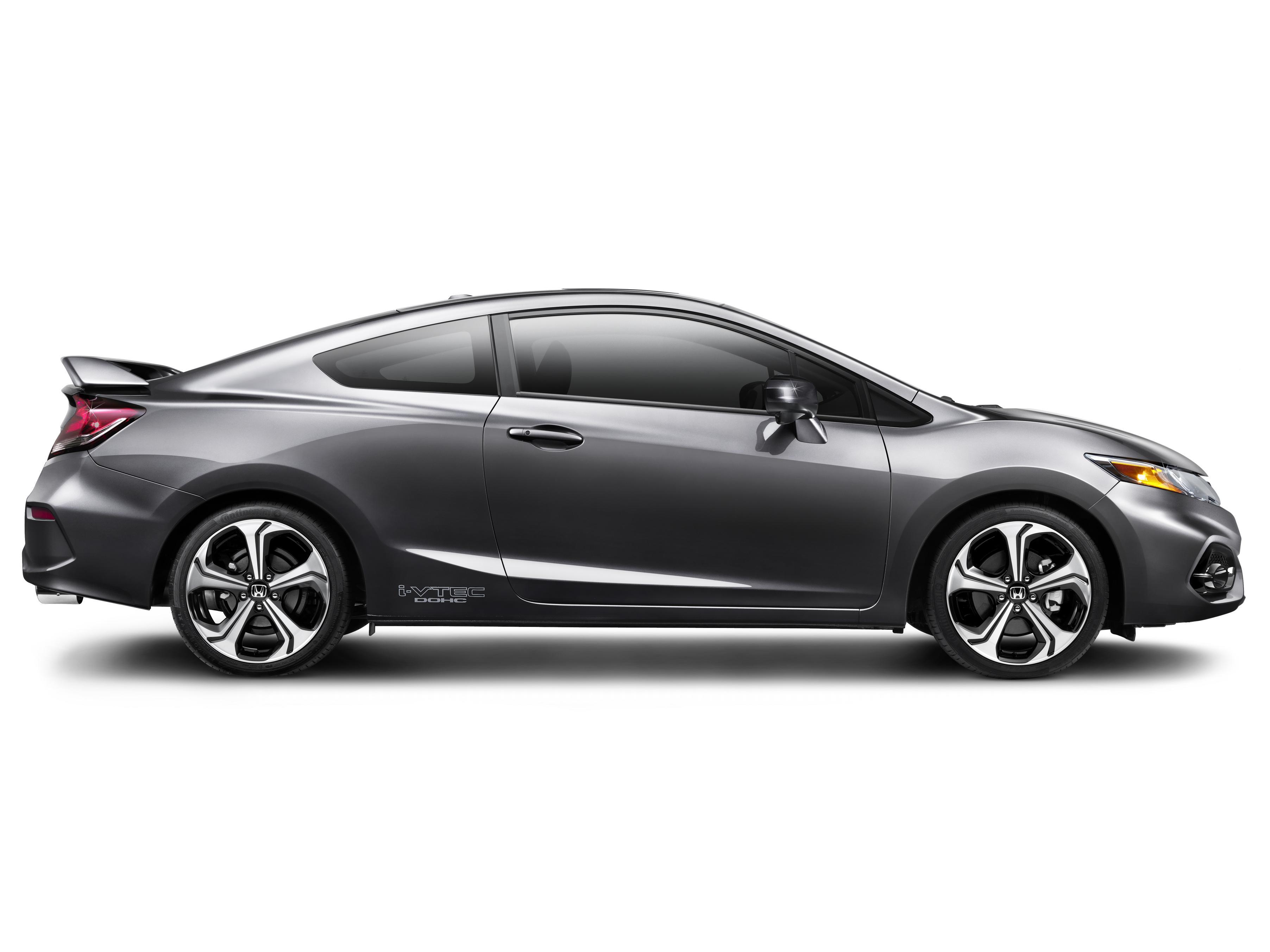 HONDA Civic Si Coupe - 2015, 2016 - autoevolution