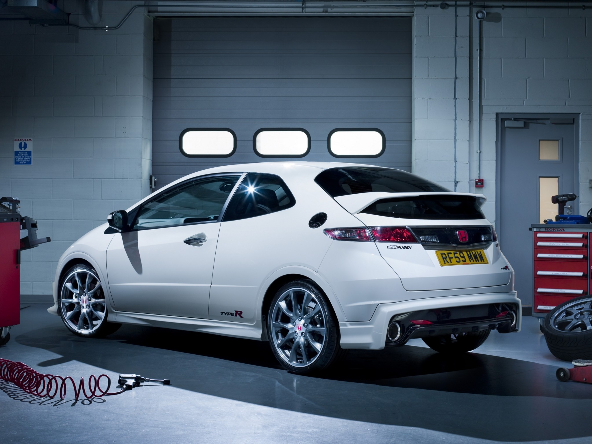 Honda Civic Type R 2008 2009 2010 Autoevolution