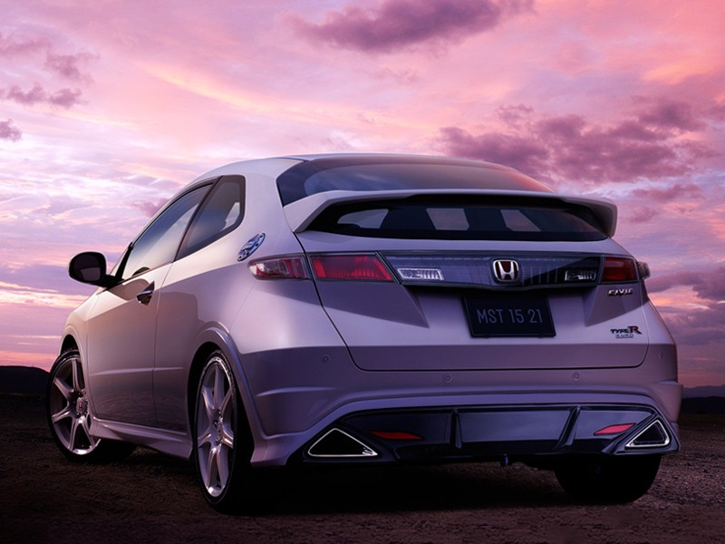 HONDA Civic Type-R specs & photos - 2008, 2009, 2010 ...