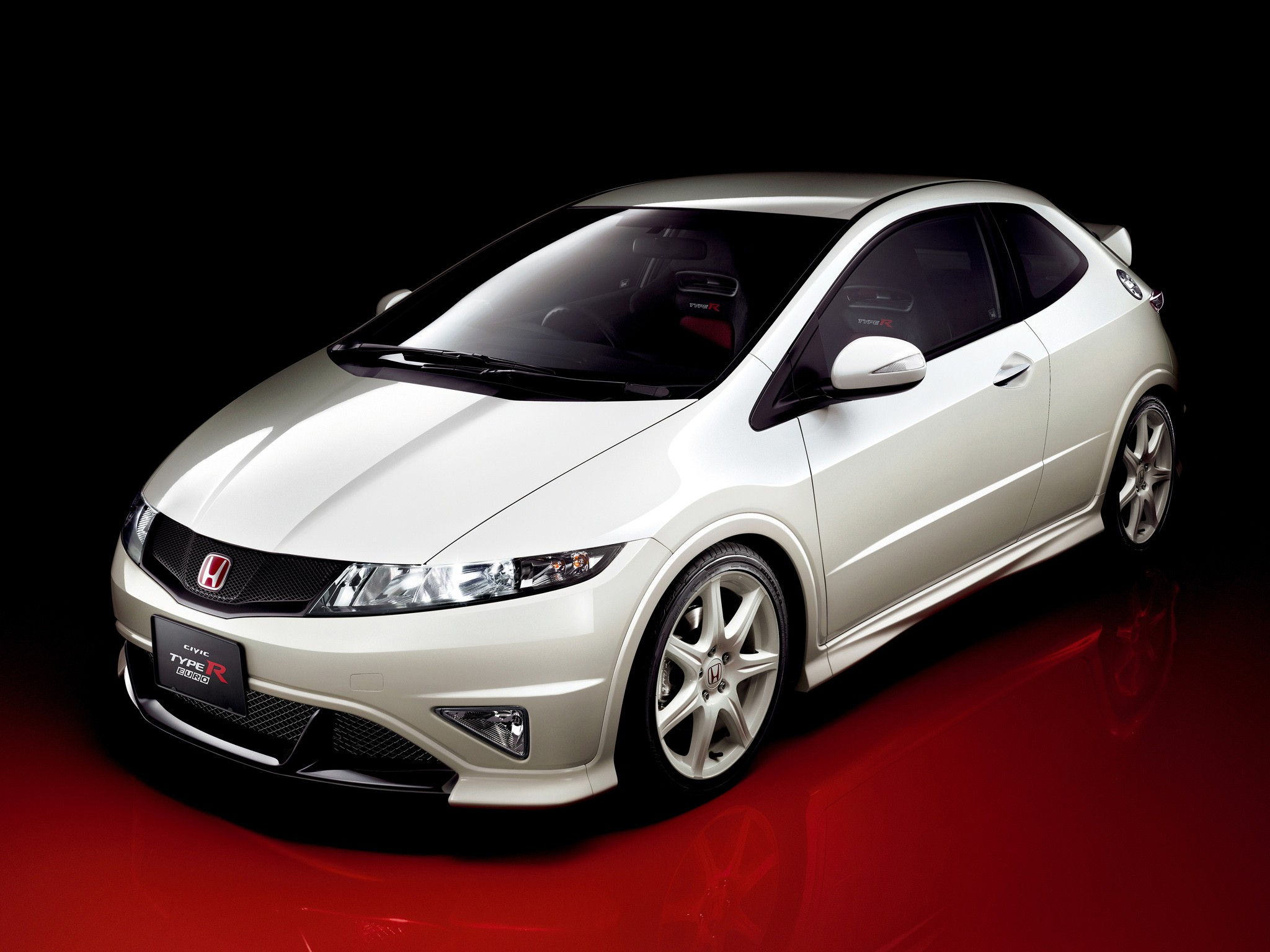 ... HONDA Civic Type R (2008   2010) ...