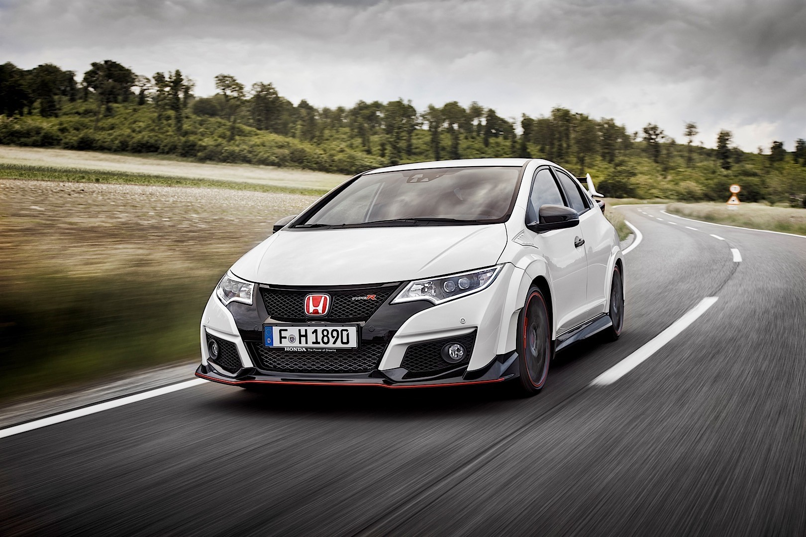 honda civic type r specs 2015 2016 autoevolution. Black Bedroom Furniture Sets. Home Design Ideas